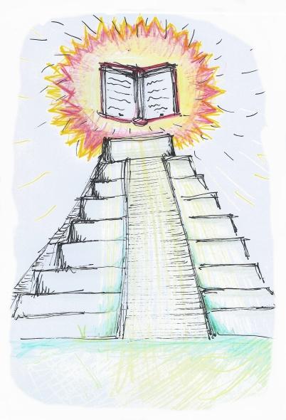 pyramide livre vrai